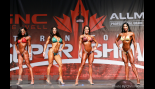 2016 IFBB Toronto Pro: Bikini Call Out Report thumbnail