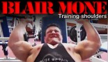 Blair Mone: Shoulder workout thumbnail
