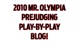 BLOG: MR. OLYMPIA PREJUDGING PLAY-BY-PLAY! thumbnail