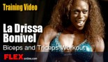 La'Drissa Bonivel Preps for the 2012 Chicago Pro Physique thumbnail