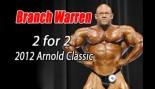 Branch Warren Wins - The Pakman Breaks Top 5 - Men Results Here! thumbnail