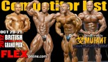 IFBB 2012 British GP Competitor List thumbnail