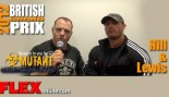 Neil Hill Interviews Flex Lewis Before 2012 British GP thumbnail