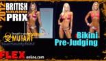 2012 British Grand Prix Bikini Prejudging thumbnail