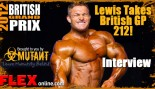 Flex Lewis Interview after the British Grand Prix thumbnail