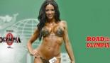 IFBB Pro Abbie Burrows Bikini Leg Workout thumbnail