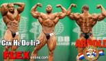 Cedric McMillan Aiming for 2013 Arnold Classic thumbnail