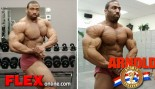 Cedric McMillan 6 Weeks Out from 2013 Arnold thumbnail