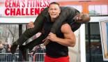 WWE Superstar John Cena Squats Al Roker thumbnail