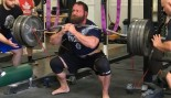 Chris Duffin's Freakish Front Squat thumbnail