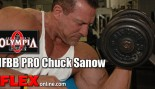 Chuck Sanow Arm Workout for 2012 Masters Olympia thumbnail