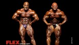 2012 Australian Pro PreJudging Comparisons Between Warren & Kefalianos thumbnail
