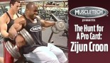 VIDEO: ZINJUN CROON - THE HUNT FOR A PRO CARD thumbnail