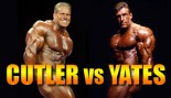 OLYMPIA CLASH OF THE TITANS: CUTLER VS. YATES thumbnail