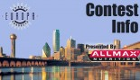 Europa Dallas 2012 Contest Info and Schedule. thumbnail