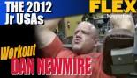 Dan Newmire Trains Back for the 2012 Jr USAs thumbnail