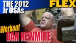 Dan Newmire Trains Back for the 2012 Jr USAs thumbnail