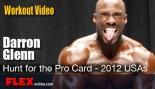 Darron Glenn's Massive Shoulder Workout thumbnail