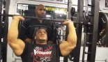 Dennis James Trains Mamdouh Elssbiay 3 Days Before NY Pro thumbnail