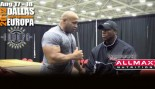 Shawn Rhoden Interview After Europa Dallas thumbnail