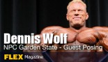 Dennis Wolf Guest Posing at the NPC Garden State thumbnail