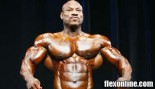 DEXTER JACKSON SIGNS WITH WEIDER thumbnail