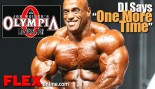 Dennis James Throws Hat into Masters Olympia Ring thumbnail