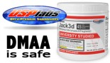 USP Labs has Incontrovertible Facts on DMAA Safety thumbnail