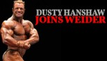 Dusty Hanshaw Signs with Weider/AMI thumbnail