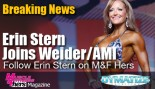 Erin Stern Joins Weider/AMI thumbnail