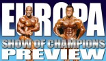 2009 EUROPA SHOW OF CHAMPIONS PREVIEW thumbnail