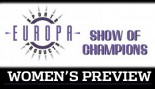 WOMEN'S PREVIEW: 2010 IFBB EUROPA SHOW OF CHAMPIONS thumbnail