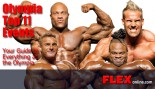 Olympia Top 11 Events thumbnail