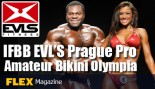 IFBB EVL'S PRAGUE PRO BODYBUILDING AND BIKINI CHAMPIONSHIPS AND AMATEUR BIKINI OLYMPIA thumbnail