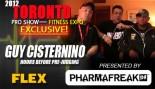 Guy Cisternino and Fakhri Mubarak Interview Before Toronto Pre-Judging thumbnail