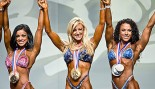 09/28/2007  2007 FIGURE AND FITNESS OLYMPIA RESULTS thumbnail