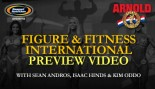 FITNESS & FIGURE INTERNATIONAL PREVIEW VIDEOS! thumbnail