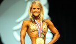 NICOLE WILKINS LEE WINS THE 2009 FIGURE OLYMPIA thumbnail