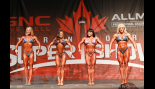 2016 IFBB Toronto Pro: Fitness Call Out Report thumbnail