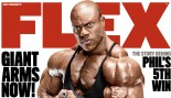 Get the 2015 December Issue of 'FLEX' On Newsstands Now thumbnail