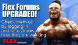 FLEX FORUMS UPGRADED! thumbnail