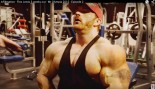 Flex Lewis Trains Chest & Shoulders 5 Weeks From 2015 Olympia thumbnail