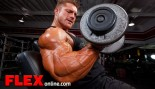 Flex Lewis in a new GASP Commercial thumbnail