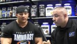 Flex Lewis Visits NXT Sports Nutrition thumbnail