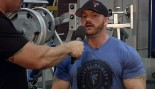 Flex Lewis Answers the Burning Question: 212 or Open in 2015? thumbnail