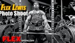 Behind the Scenes Photoshoot with James Flex Lewis thumbnail