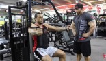 60 Seconds with Flex Lewis: Seated Pec Flyes thumbnail