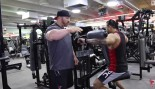 60 Seconds with Flex Lewis: Seated Side Raises thumbnail