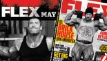 May 2013 Flex Magazine Issue Sneak Peek thumbnail