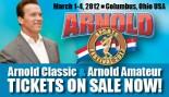 The 2012 Arnold Sports Festival thumbnail
